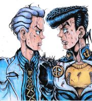 JJBA:The Unbreakable Ones by CHAOS-CHAOS-CHAOS
