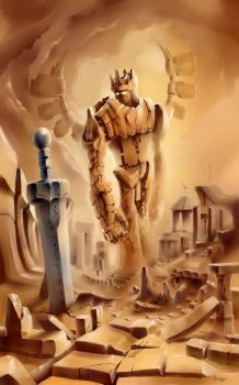 Old Colossus by SrGx