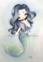 Lady mermaid by AngeniaC