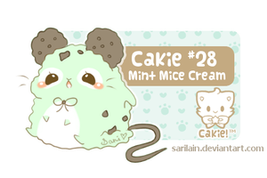[CLOSED] Cakie #28 by Sarilain