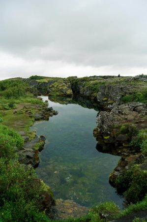 Thingvellir by Lucie-Lilly