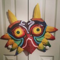 Prop Making - Majora's Mask by UnequivocalGrace