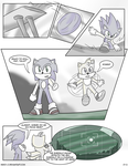 Sonic Championship Chapter 1 Page 2 by Xero-J
