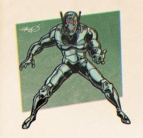U is for Ultron by sdowner