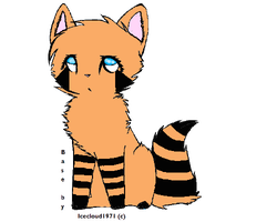 Kitty Adoptable :CLOSED: by Jayz0