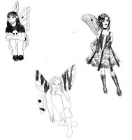 Doodles 1 by Lady--knight