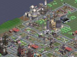 Foreign Exchange City Edition 3 Old Industry North by Liebatron