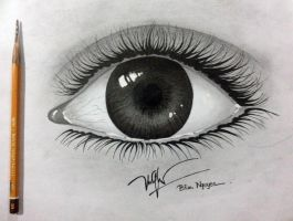 the eye by biznguyen0210
