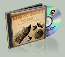 Asteroids Brushes Vol. 1 by OIlusionista-brushes