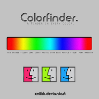 Colorfinder by xNiikk
