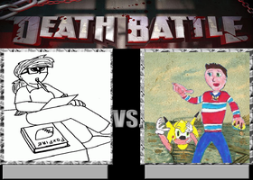 Death Battle Idea 77 by WeirdKev-27