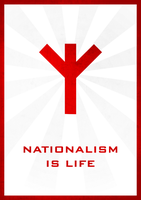 Nationalism is Life by Luckmann