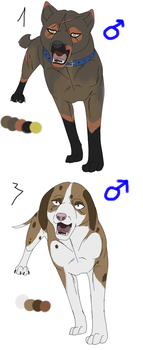 Ginga Adoptables #1 by LordSecond