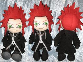 Axel by Squisherific