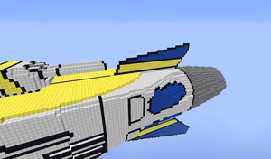 minecraft battleship finished product part 16 by tx-game-player21