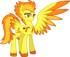 Unique Style Spitfire by StarryOak