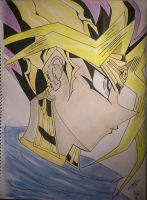 Pharaoh Atem by Keksi626