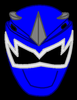 Power Rangers Dino Thunder - Blue Ranger by PowerRangersWorld999