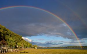 Under the rainbow by danmoore