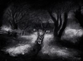 Hound of the Baskervilles by MsGolightly