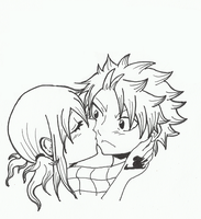 NaLu quick sketch by amikoRoyAi