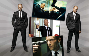 Jason Statham Wallpaper by zombieplaid
