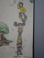 .:Traditional:. Tower of Let's Players by OmegaSam7890