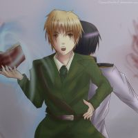 APH HetaOni England and Japan 2 by Espeonsilverfire2