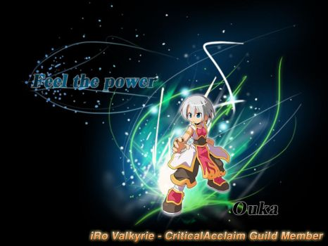 Feel the power by heaven-guardian