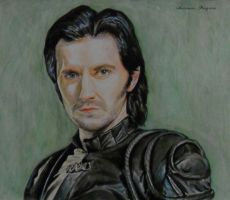 Guy of Gisborne by Nastyfoxy