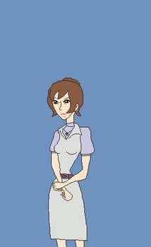 Mrs Tenma by TF2fan2015
