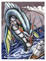 It's a Leviathan! by JRtheMonsterboy
