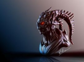 The Devil by franeres