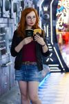 Amy Pond by Luthien-Undomiel