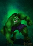 Disney Halloween: Beast by IsaiahStephens