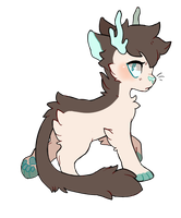 Deercat by Paper-Cities