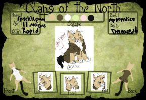 Specklepaw app for COTN by pack4ever8