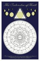 Calendar of Thoth by June-payEeyorey