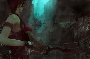 Ada Wong RE4 by SallibyG-Ray
