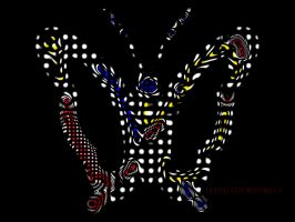 ES Steel City Butterfly 1 by BL8antBand