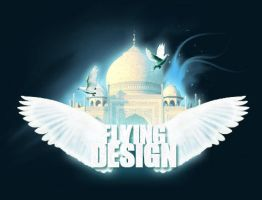 Flying Design by Calouette