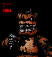 Welcome to hell by Toasted912