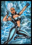 MOHAWK STORM 2 PERSONAL SKETCH CARD by AHochrein2010