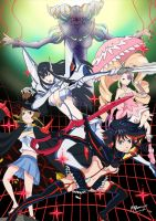 Kill La KIll Composition by JazylH