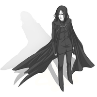Snape by 0theghost0