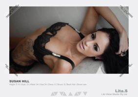::model card design:: by JackiePrice