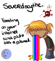 since pluto was a planet by severedscythe