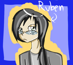 ParaNorman OC - Ruben by TheSpoonIsMightier