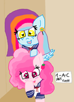 Gift:Stalking Boys by cottoncloudyfilly