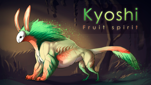 [CLOSED] Adopt auction - KYOSHI by Terriniss
